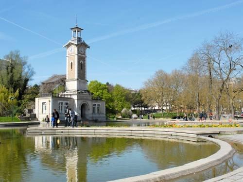 Appart'Tourisme Paris Porte de Versailles - фото 20
