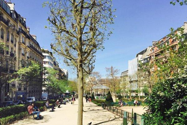 Appart'Tourisme Paris Porte de Versailles - фото 23