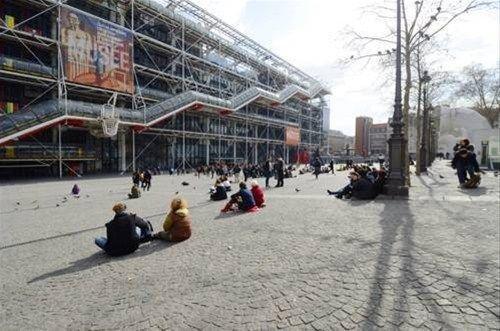 Short Stay Apartment Pompidou - фото 14