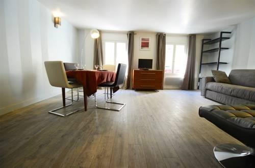 Into Paris - Appartement Hotel de Ville - фото 6