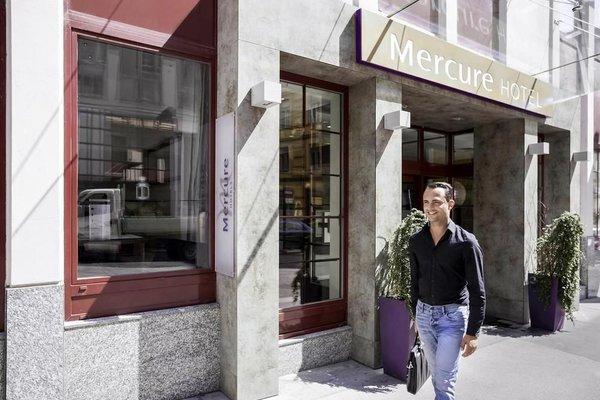 Mercure Wien Zentrum - фото 22