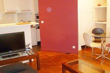 Apartment Rue de Berne Paris
