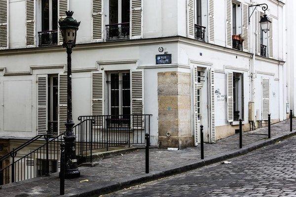 Montmartre Apartments Toulouse - фото 19