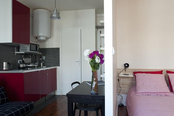 Residence Clignancourt - фото 13