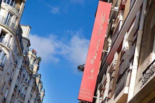 Hotel le Paris Vingt - фото 7