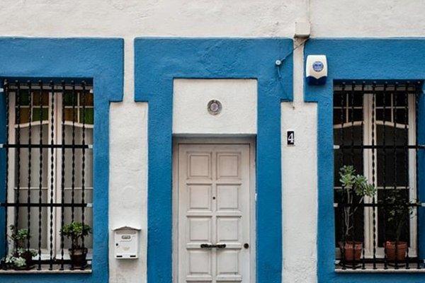 Holiday home La casa azul - фото 16