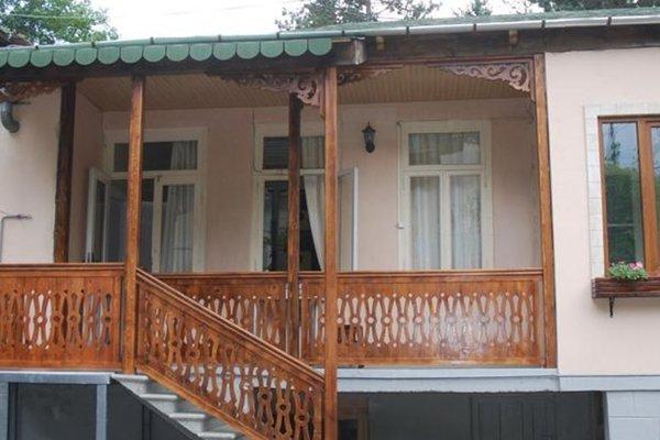 Borjomi Central Park Apartment - фото 14