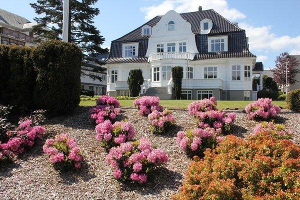 Solborg Folkeh Gskole Hostel - фото 6