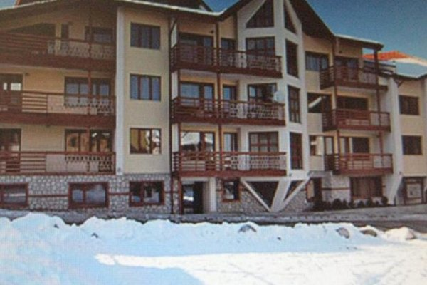 Apartment with Balcony in Eagles Nest Bansko - фото