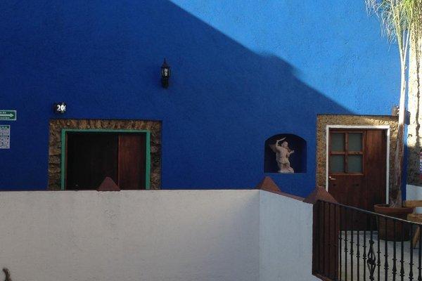 Hotel Casa Abolengo - фото 21
