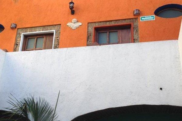 Hotel Casa Abolengo - фото 23