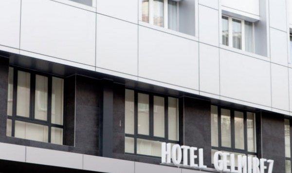 Hotel Gelmirez - фото 23