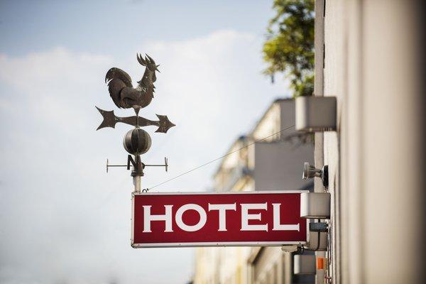 Hotel Hahn Vienna City - фото 22