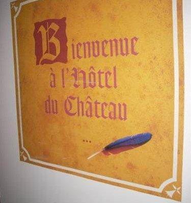 Hotel du Chateau - фото 5