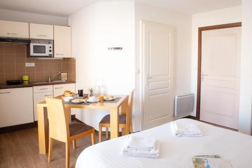 Zenitude Hotel-Residences Les Portes d'Alsace - фото 10