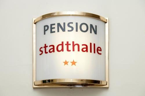 Pension Stadthalle - фото 14