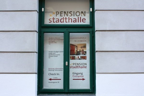 Pension Stadthalle - фото 19