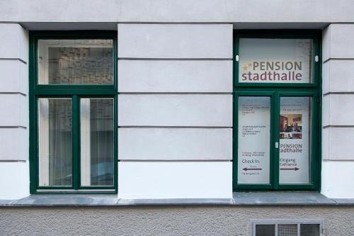 Pension Stadthalle - фото 22