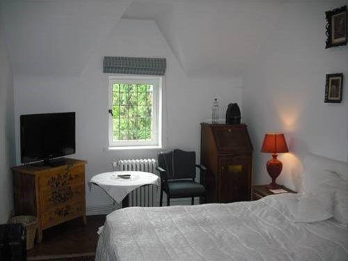 Мини-отель «DU PAVILLON DU CHATEAU DE RIXENSART», Риксансар