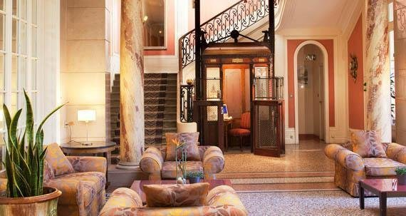 Hotel Oceania Le Metropole - фото 12
