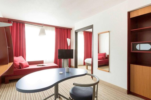 Novotel Suites Montpellier - фото 2