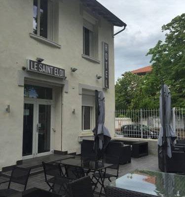 Hotel le Saint Eloi - фото 16