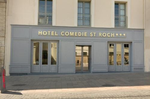 L'Hotel Montpellier - фото 23
