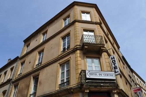 Hotel du Centre - фото 21