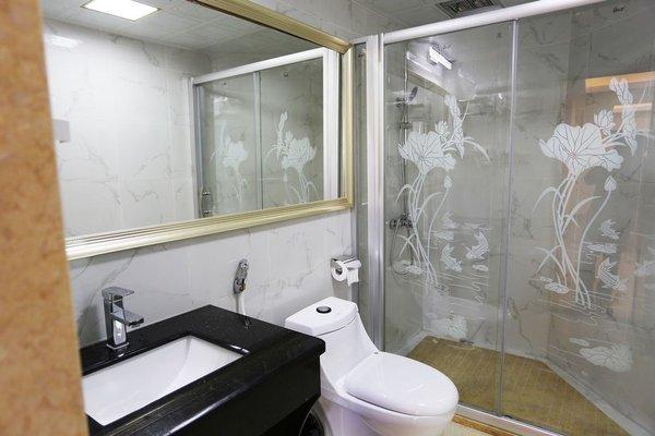 The Legend Nomo Service Apartment - фото 10