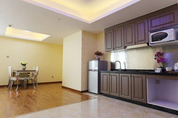 The Legend Nomo Service Apartment - фото 12