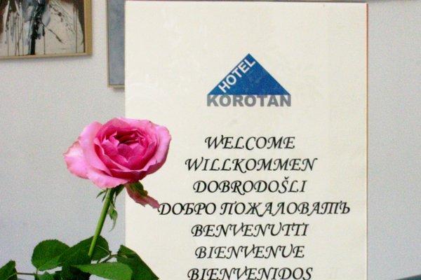 Hotel Korotan - фото 21