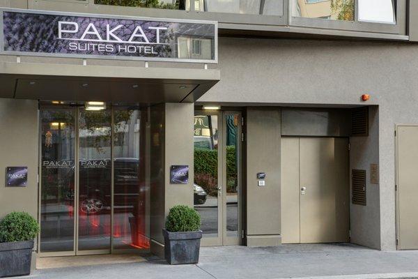 Pakat Suites Hotel - фото 17