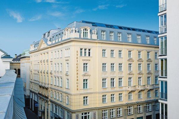 Steigenberger Hotel Herrenhof - фото 21
