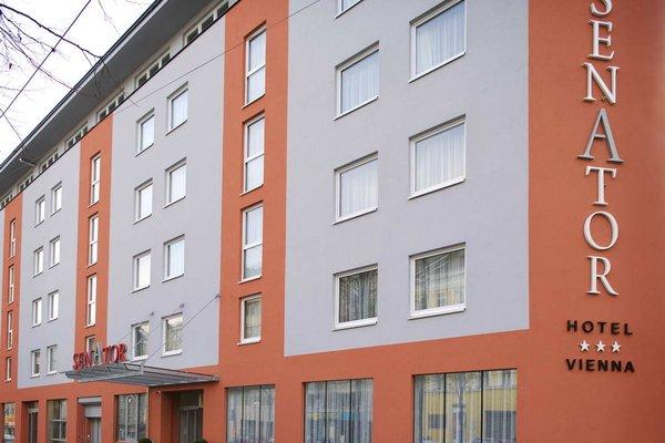 Senator Hotel Vienna - фото 22