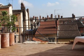 Terrasse Privée du Vieux Lyon