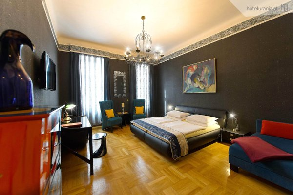 Hotel Urania - фото 15