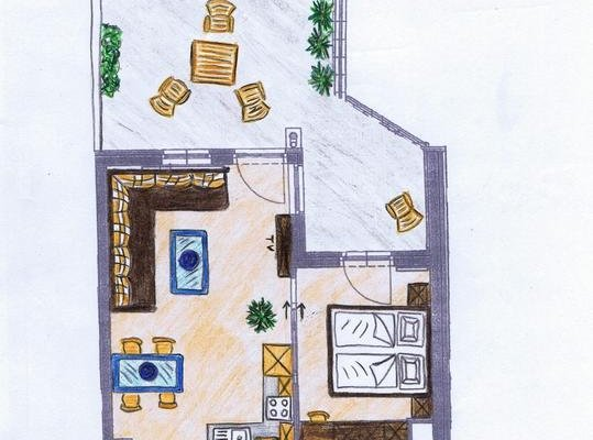 Apartment Vacha Vogtgasse - фото 15