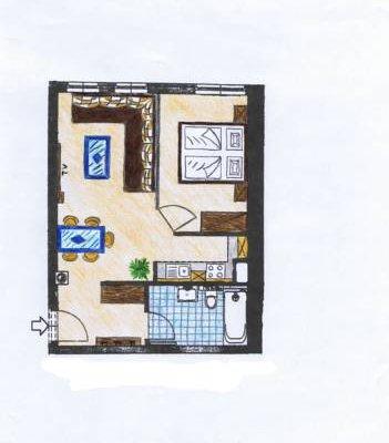 Apartment Vacha Vogtgasse - фото 16
