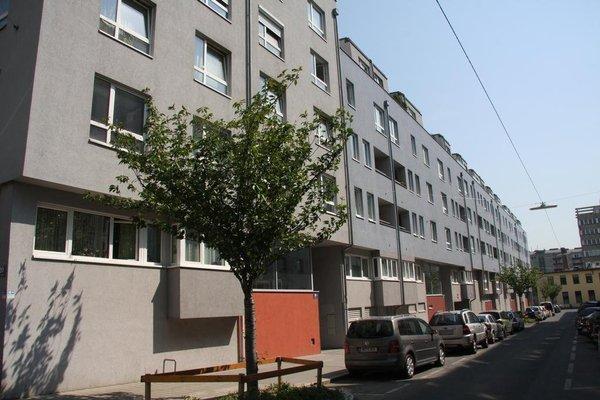 Apartment Vacha Vogtgasse - фото 23