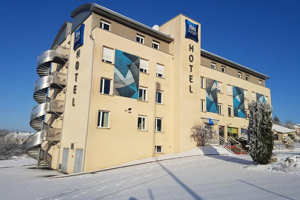 Bienvenue Hotel Limoges Nord - фото 22