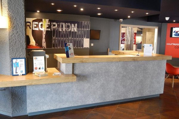 ibis budget Limoges - фото 14