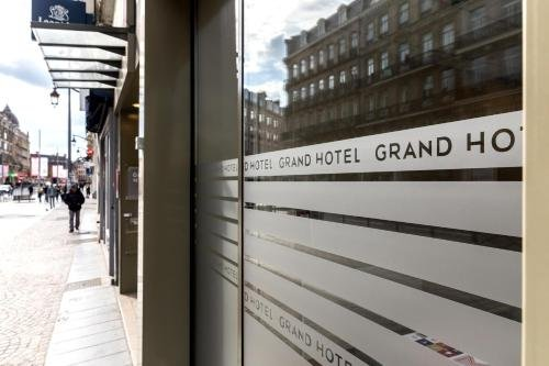 Grand Hotel Lille - фото 12