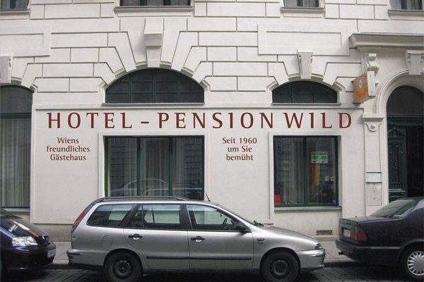 Hotel-Pension Wild - фото 21