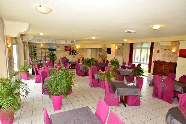 Hotel Restaurant du Mee - фото 16