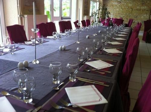 Hotel Restaurant du Mee - фото 19