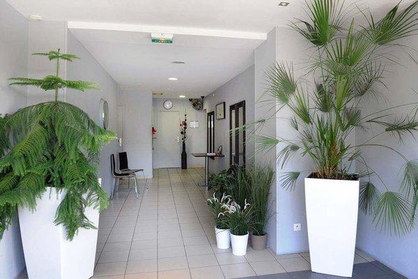 Residence Hoteliere Du Havre - фото 17