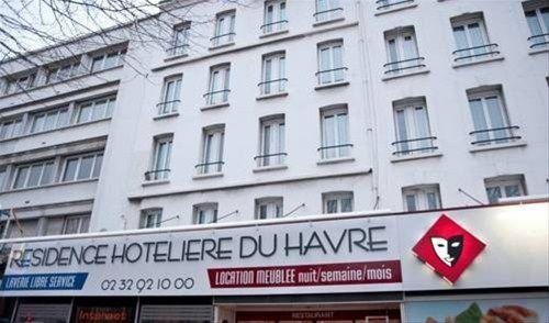 Residence Hoteliere Du Havre - фото 23