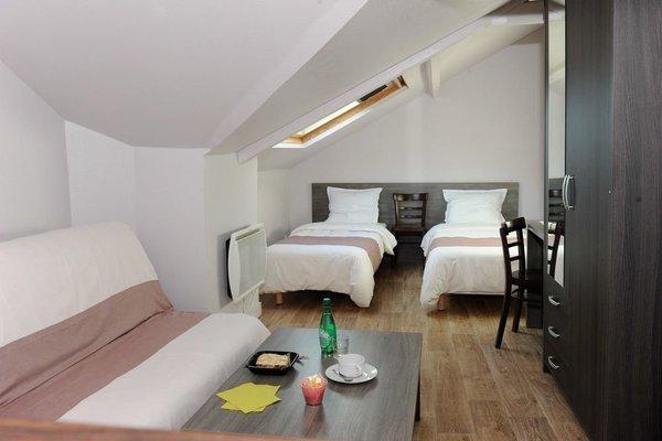 Residence Hoteliere Du Havre - фото 4