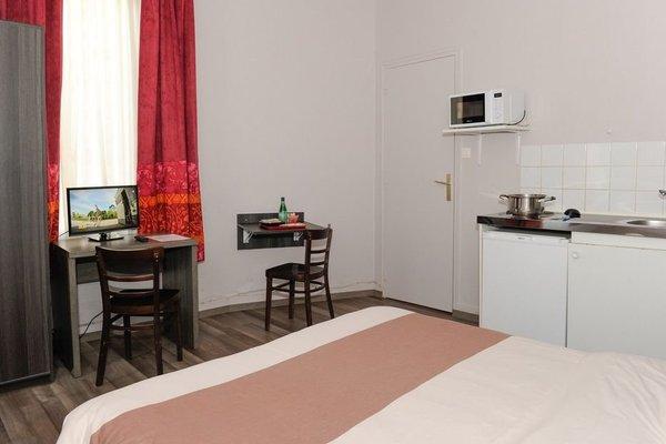 Residence Hoteliere Du Havre - фото 6