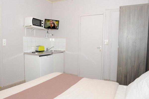 Residence Hoteliere Du Havre - фото 8